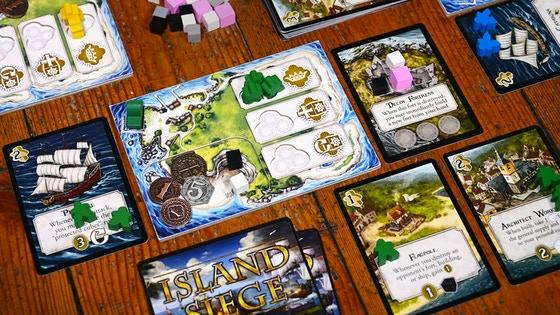 Island Siege Anniversary 2nd Edition