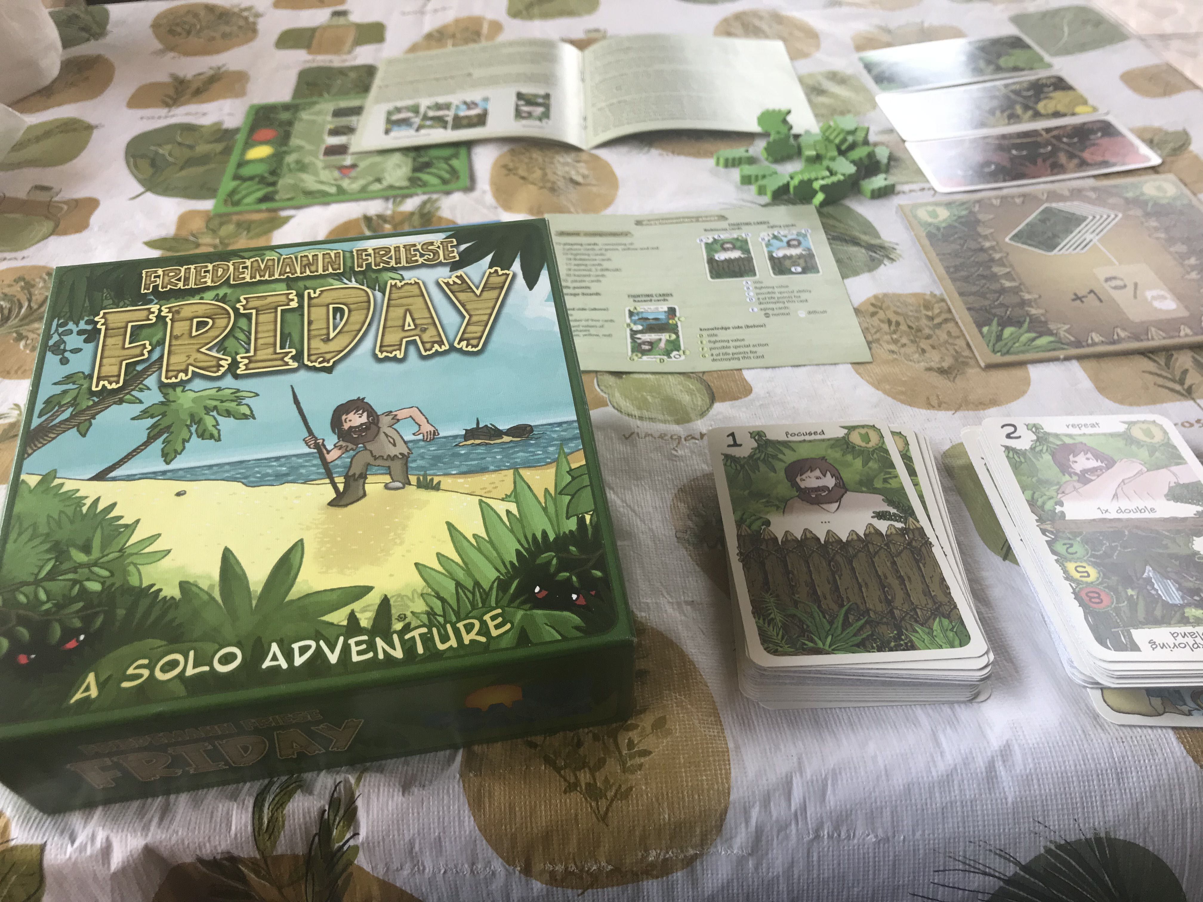 Friday Card Game