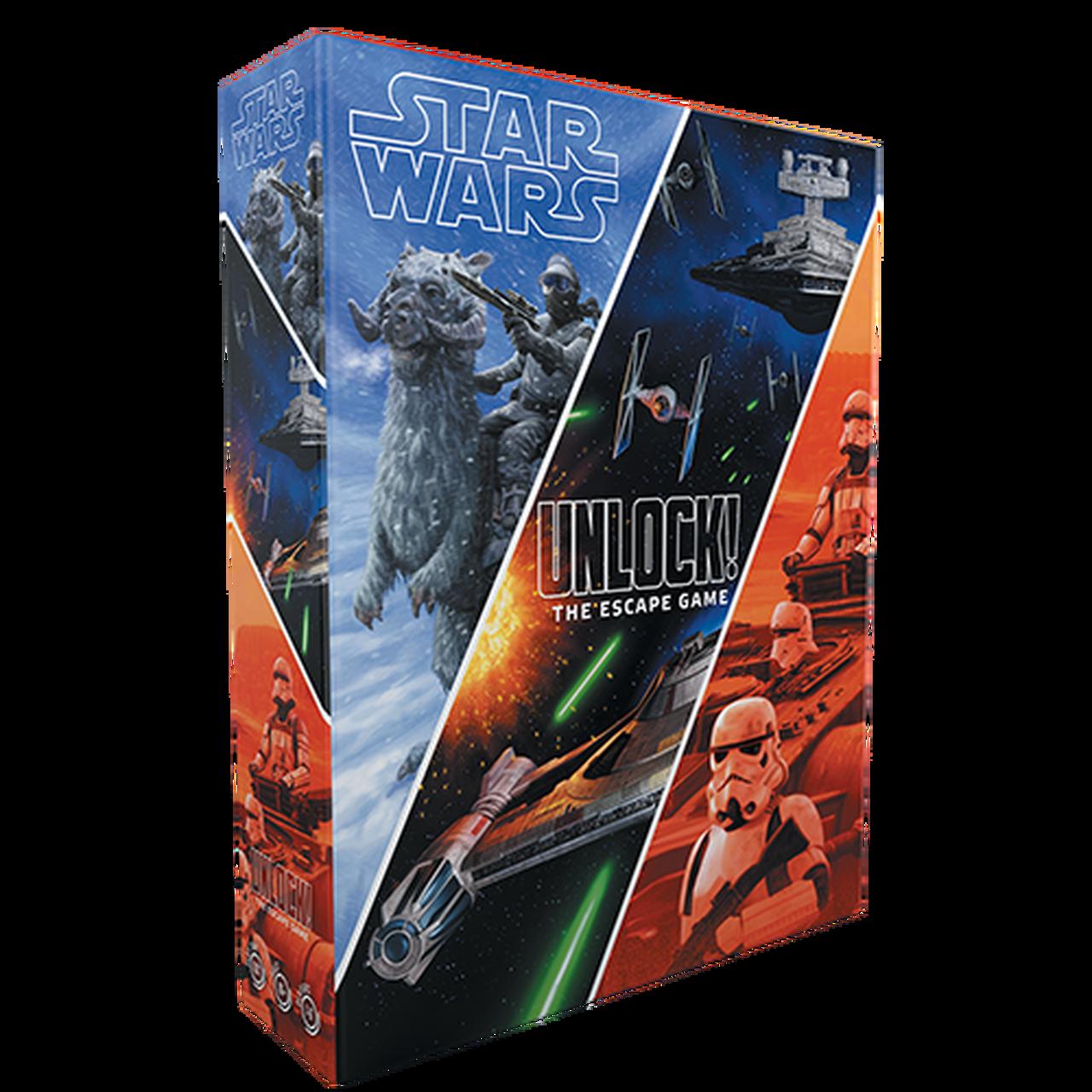Unlock! : Star Wars Escape Game