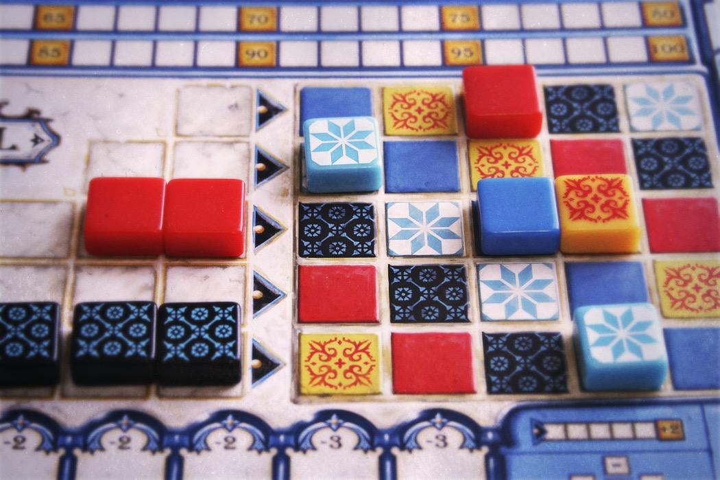 Azul Board Game by Board Game Halv
