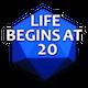 A photo of Life Begins At 20