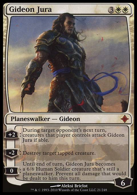 heavy hitting planeswalkers