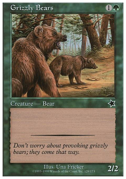 Grizzly Bears