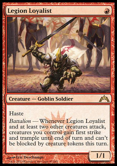 Legion Loyalist