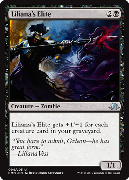 Liliana's Elite