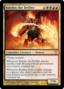 Rakdos, the Defiler