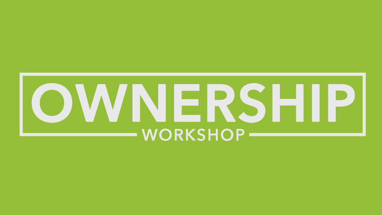 Ownership Workshop – Fall