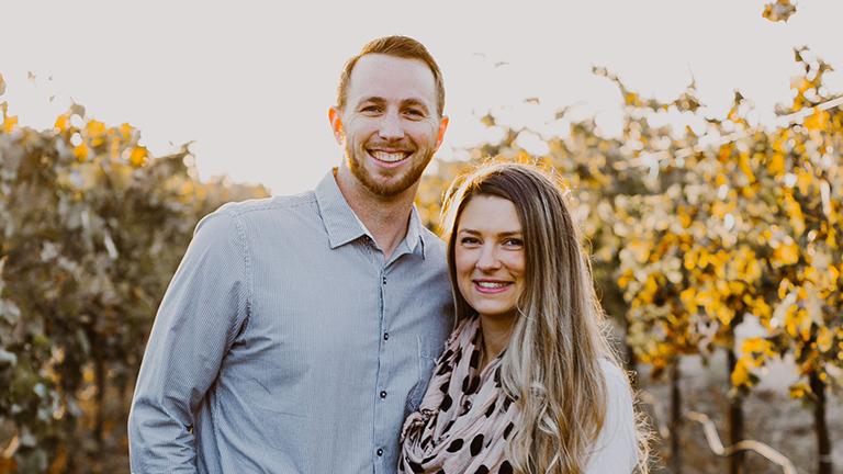 Michael and Bryana Porter