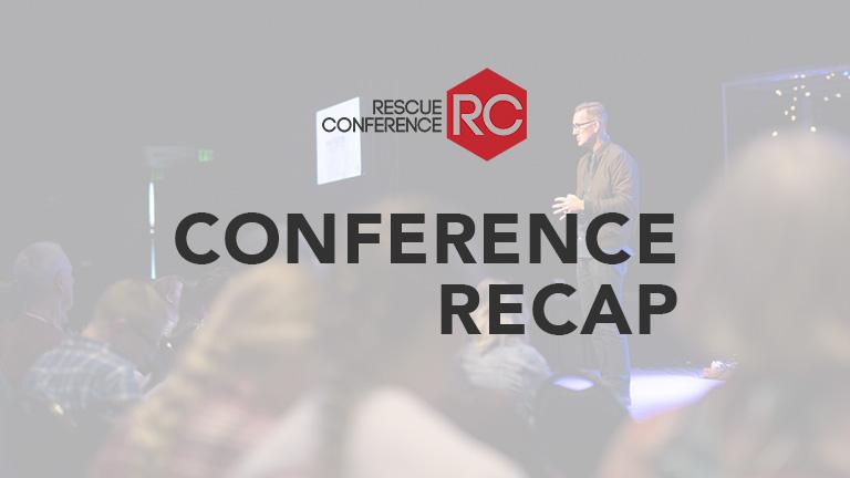 Rescue Conference 17 // Recap