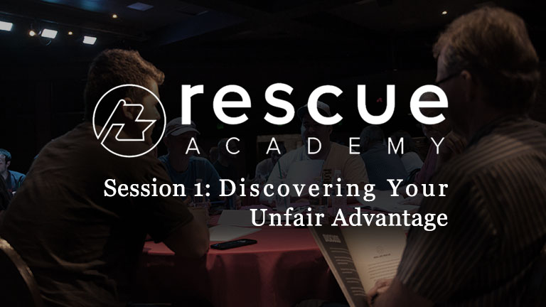 Rescue Academy – Session 1
