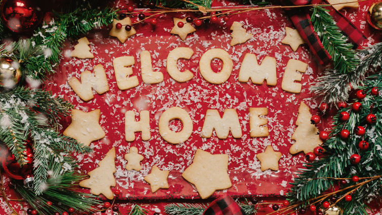 Welcome Home - Christmas 2017