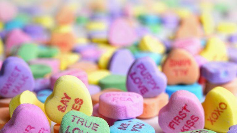 Valentine's Potluck Lunch & Movie