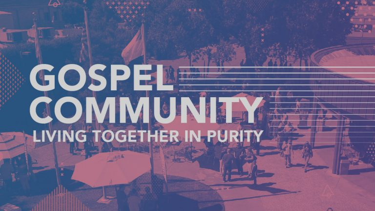 Together in Purity: Becoming Like Jesus