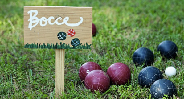 Family Life at Campo Di Bocce