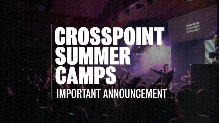 2020 Camps Update