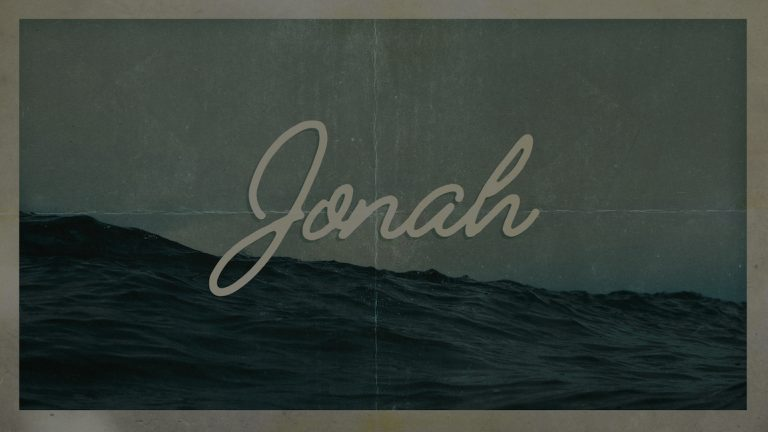 What's the Deal with Jonah?