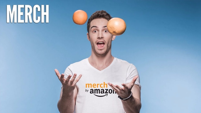 Merch By Amazon: Learn How To Sell Print-on-Demand T-Shirts