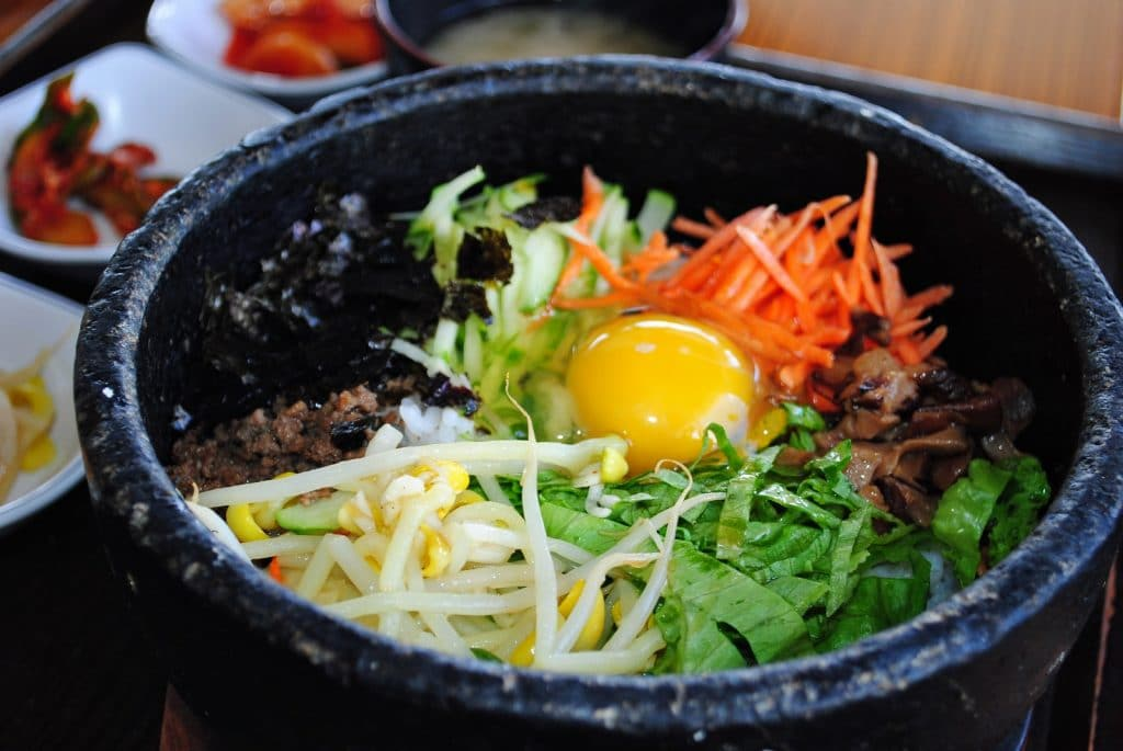 Korean Joke Bibimbap