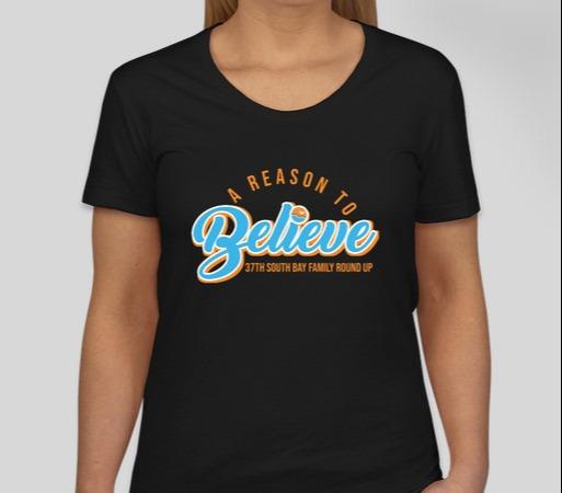 Womens T-Shirt (Black)