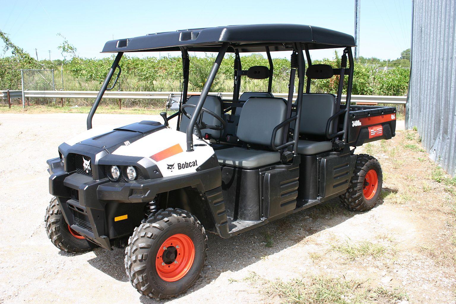 6 Seat 4WD Utility Vehicle