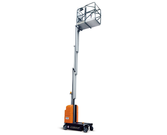 15 ft, Single, Self-Propelled Manlift