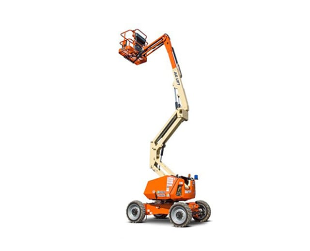 34 ft Articulating Electric Boom Lift