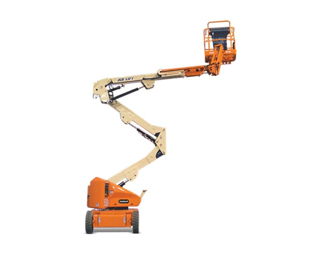 40 ft, Narrow, Electric, Articulating Boom Lift
