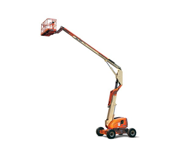 60 ft, Diesel, Dual Fuel, Articulating Boom Lift