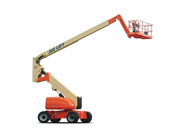 80 ft, Diesel, Dual-Fuel, Articulating Boom Lift