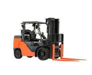 15000 lbs, Cushion Tire, Warehouse Forklift