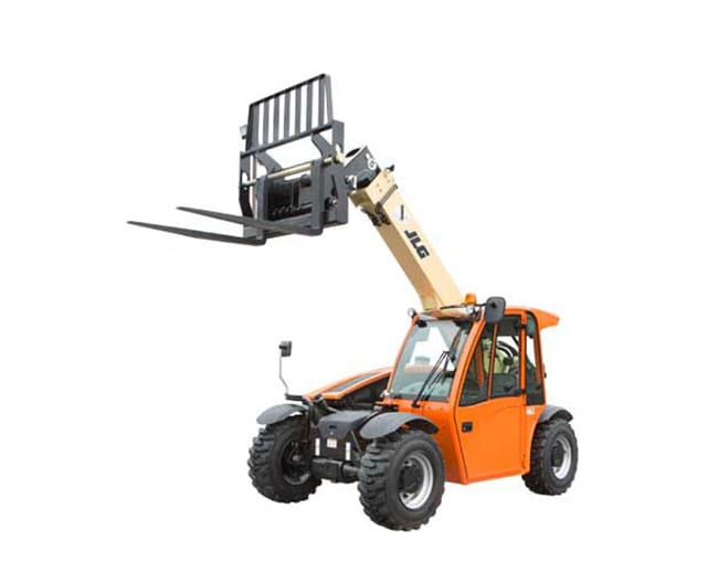 5,000 lbs, 19 ft, Telescopic Forklift