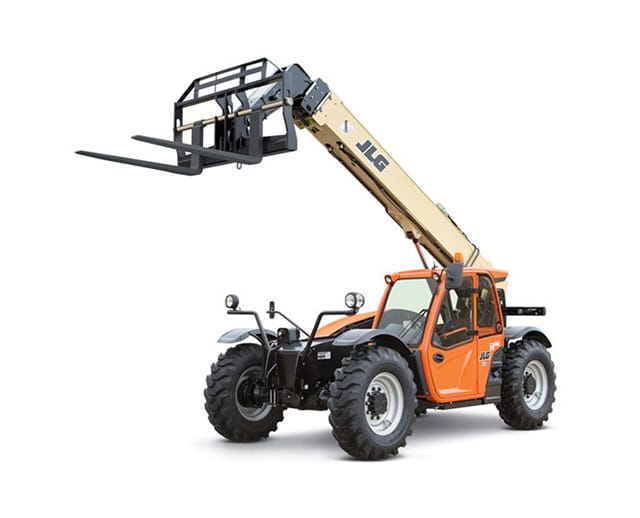 8000 lbs, 42 ft, Telescopic Forklift