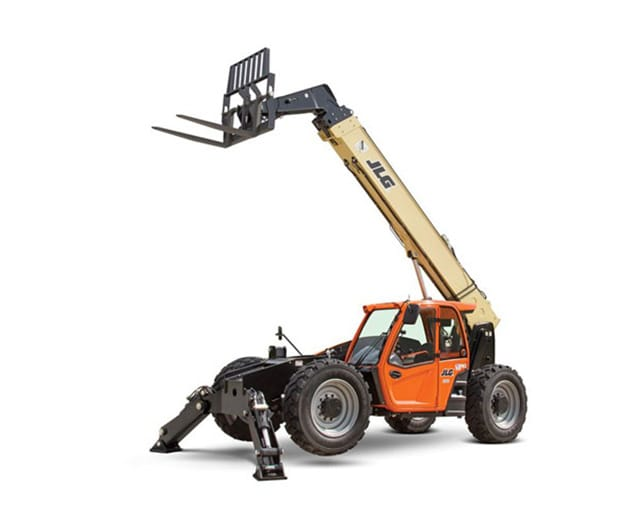12,000 lbs, 55 ft, Telescopic Forklift