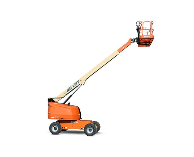 40 ft, Diesel, Dual-Fuel, Telescopic Boom Lift