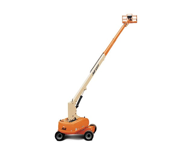 80 ft, Diesel, Dual Fuel, Telescopic Boom Lift