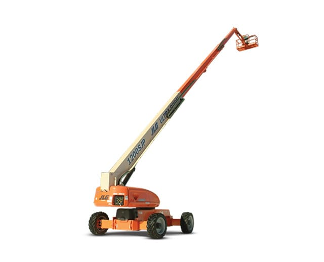 120 ft, Diesel, Dual-Fuel, Telescopic Boom Lift