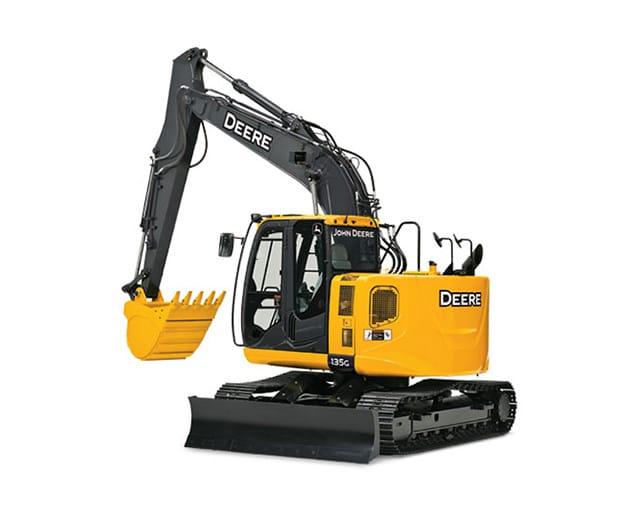 25,000-29,000 lbs, Excavator