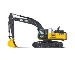 110000-119000 lb, Excavator