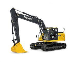 35000 - 39000 lbs, Excavator