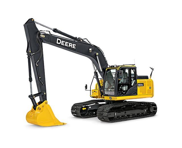 35000-39000 lb Excavator