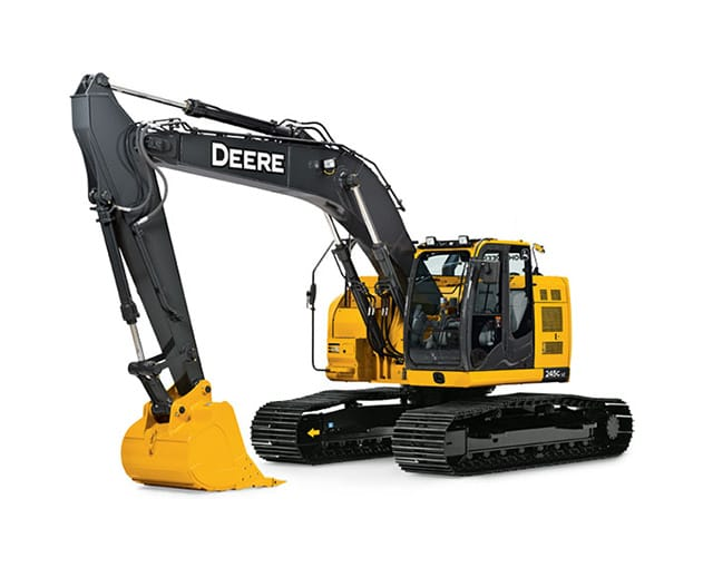 45,000-49,000 lbs, Excavator