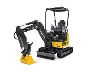 3500 lbs, Mini Excavator