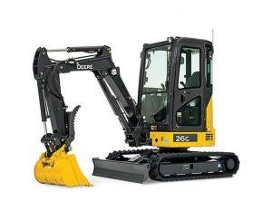 6000 lbs, Mini Excavator