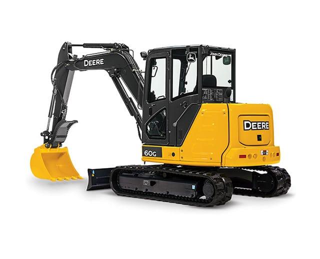 13,000 lbs, Mini Excavator