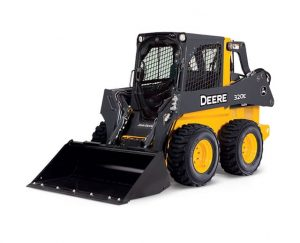 2500 lbs, Wheel, Skid Steer Loader