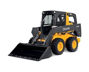 2800 lb, Wheel, Skid Steer Loader