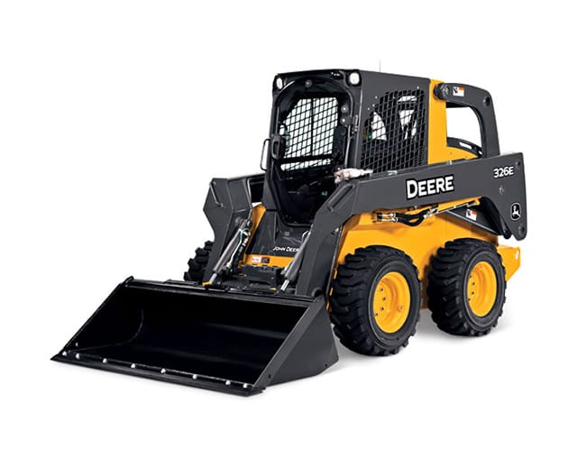 2,800 lbs, Wheel, Skid Steer Loader