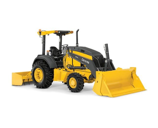 60-70 hp, Skip Loader, Landscaper Tractor