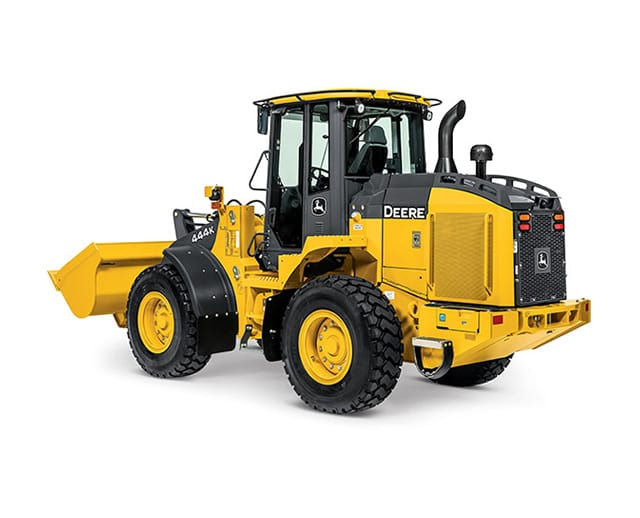 2.5 Cubic Yard, Articulating Wheel Loader