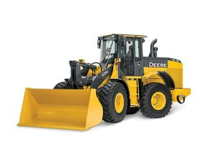 3 Cubic Yard, Articulating Wheel Loader